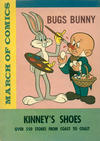 Cover Thumbnail for March of Comics (1946 series) #245 [Kinney's Shoes Variant]