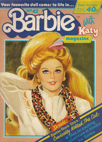 Cover Thumbnail for Barbie (Fleetway Publications, 1985 series) #42