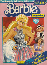 Cover Thumbnail for Barbie (Fleetway Publications, 1985 series) #43