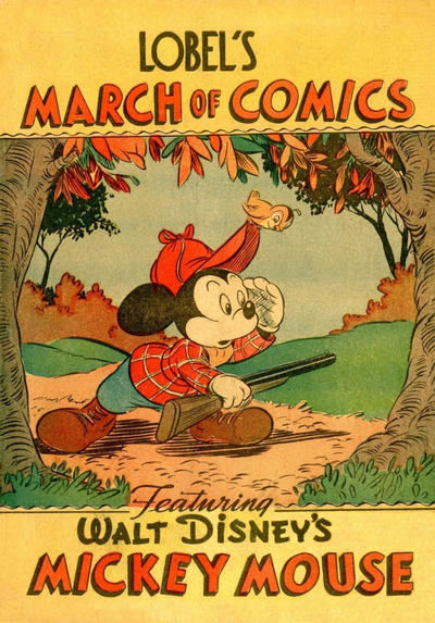 Cover for March of Comics (Western, 1946 series) #27