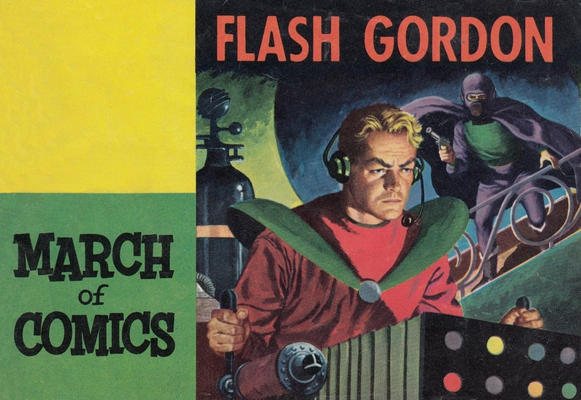 Cover for March of Comics (Western, 1946 series) #133