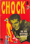 Cover for Chock (Interpresse, 1966 series) #8