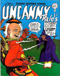 Cover Thumbnail for Uncanny Tales (Alan Class, 1963 series) #20