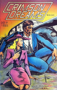 Cover Thumbnail for Crimson Dreams (Crimson Productions, 1984 series) #2