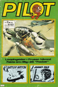 Cover Thumbnail for Pilot (Semic, 1970 series) #2/1984