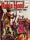 Cover for Robin Hood and His Merry Men (Streamline, 1956 series) #[1]