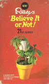 Cover for Ripley's Believe It or Not! (Pocket Books, 1941 ? series) #21
