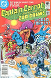 Cover for Captain Carrot and His Amazing Zoo Crew! (DC, 1982 series) #13 [Canadian Newsstand Edition]