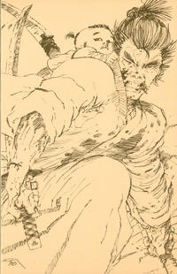 Cover Thumbnail for Lone Wolf and Cub Deluxe Edition (First, 1988 series) #1