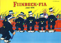 Cover Thumbnail for Fiinbeck og Fia (Hjemmet, 1930 series) #1976