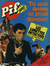 Cover for Pif Gadget (Éditions Vaillant, 1969 series) #634