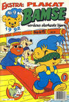 Cover for Bamse (Hjemmet, 1991 series) #9/1992