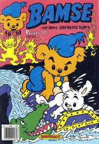 Cover Thumbnail for Bamse (Hjemmet, 1991 series) #6/1991