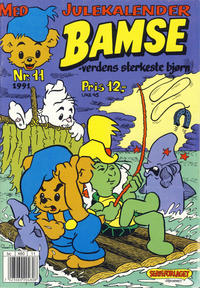 Cover Thumbnail for Bamse (Hjemmet, 1991 series) #11/1991