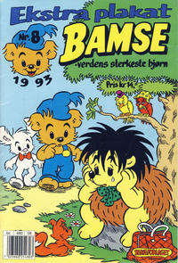 Cover Thumbnail for Bamse (Hjemmet, 1991 series) #8/1993