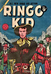 Cover for Ringo Kid (Horwitz, 1956 series) #8