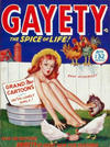 Cover for Gayety (Marvel, 1943 series) #9