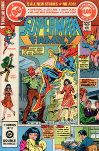Cover Thumbnail for The Superman Family (DC, 1974 series) #210 [Direct Sales]