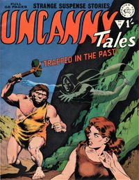 Cover Thumbnail for Uncanny Tales (Alan Class, 1963 series) #38