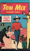 Cover for Tom Mix Western Comic (Cleland, 1948 series) #38