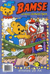Cover for Bamse (Egmont Serieforlaget, 1997 series) #11/1998
