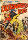 Cover for Charles Starrett as the Durango Kid (Magazine Enterprises, 1949 ? series) #30
