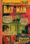 Cover Thumbnail for Batman (1950 series) #84 [6D Price]