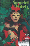 Cover for Scarlet Witch (Marvel, 2016 series) #1 [Fried Pie Exclusive Erica Henderson Variant]