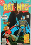 Cover for Batman (DC, 1940 series) #301 [British Price Variant]