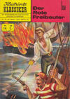 Cover for Illustrierte Klassiker [Classics Illustrated] (BSV - Williams, 1956 series) #14 - Der rote Freibeuter [Gelbe Leiste]