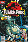 Cover for Jurassic Park (Topps, 1993 series) #3