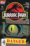 Cover Thumbnail for Jurassic Park (1993 series) #1 [Dave Cockrum Variant Cover]