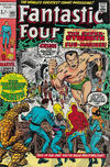 Cover Thumbnail for Fantastic Four (1961 series) #102 [British Price Variant]