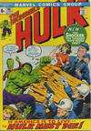 Cover Thumbnail for The Incredible Hulk (1968 series) #147 [British Price Variant]