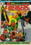 Cover Thumbnail for The Avengers (1963 series) #96 [British Price Variant]