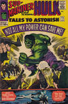 Cover Thumbnail for Tales to Astonish (1959 series) #75 [British Price Variant]