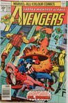 Cover for The Avengers (Marvel, 1963 series) #156 [British Price Variant]