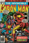 Cover Thumbnail for Iron Man (1968 series) #105 [British Price Variant]