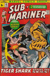 Cover Thumbnail for Sub-Mariner (1968 series) #45 [British Price Variant]