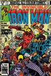 Cover for Iron Man (Marvel, 1968 series) #127 [British Price Variant]