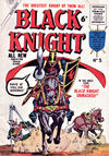 Cover for Black Knight (L. Miller & Son, 1955 series) #3