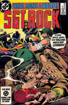 Cover for Sgt. Rock (DC, 1977 series) #387 [direct-sales]