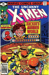 Cover Thumbnail for The X-Men (Marvel, 1963 series) #123 [Direct Edition]