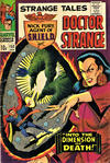 Cover Thumbnail for Strange Tales (1951 series) #152 [British Price Variant]