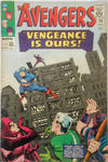 Cover Thumbnail for The Avengers (1963 series) #20 [British Price Variant]