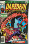 Cover for Daredevil (Marvel, 1964 series) #152 [British Price Variant]