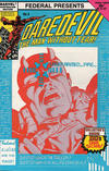 Cover for Daredevil (Federal, 1983 series) #5