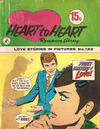 Cover for Heart to Heart Romance Library (K. G. Murray, 1958 series) #122