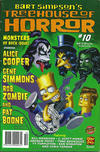 Cover for Bart Simpson's Treehouse of Horror (Otter Press, 1995 series) #10