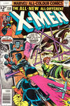 Cover for The X-Men (Marvel, 1963 series) #110 [British Price Variant]